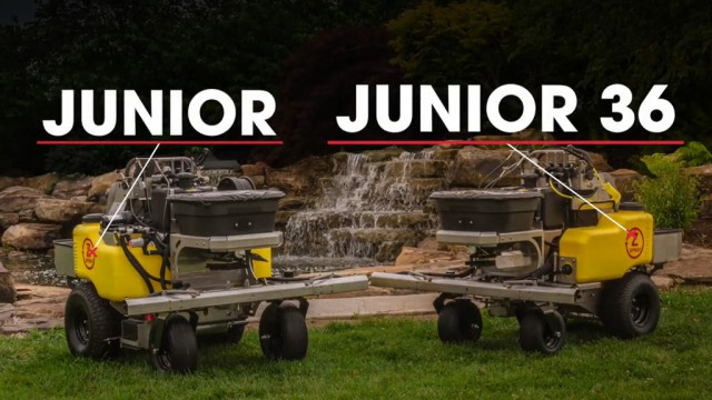 Z-Spray Junior & Junior 36 product video
