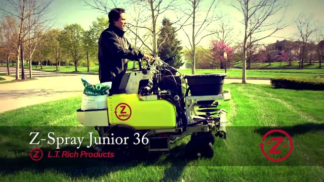 Z Spray new Junior 36